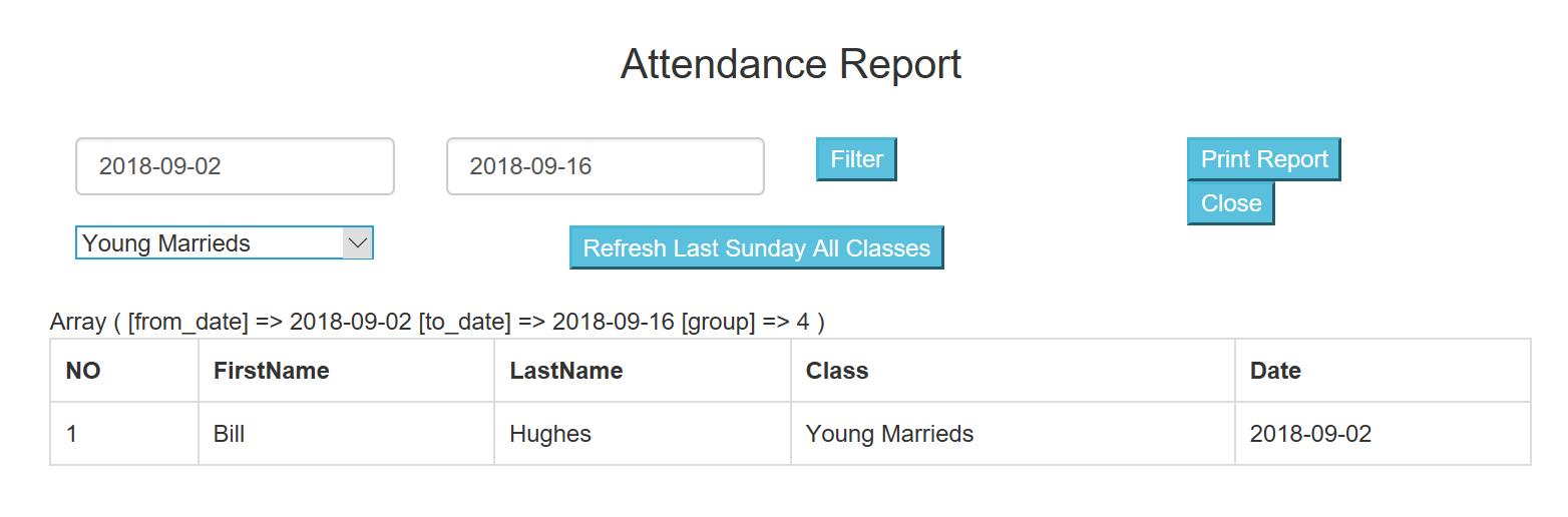 youngmarriedsclassreport